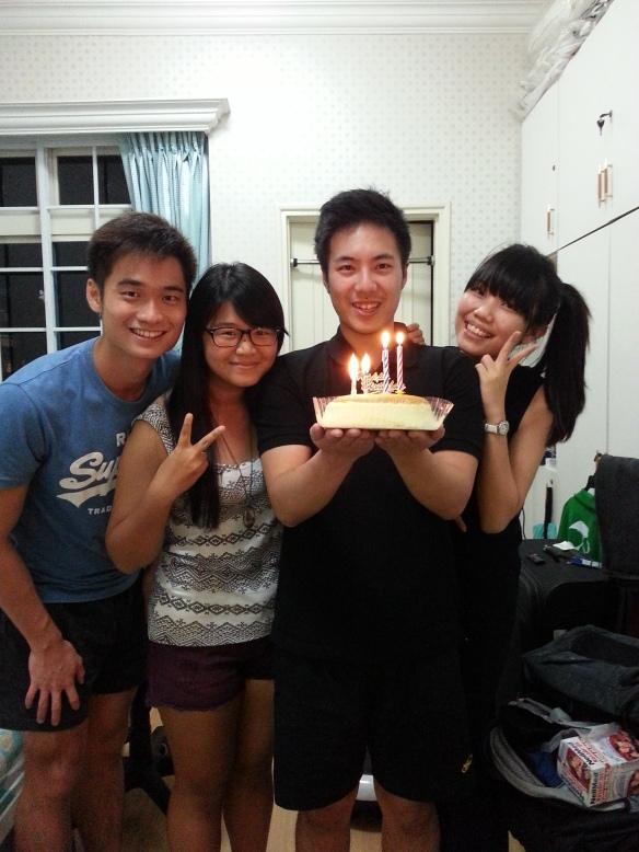 Wilson's Birthday