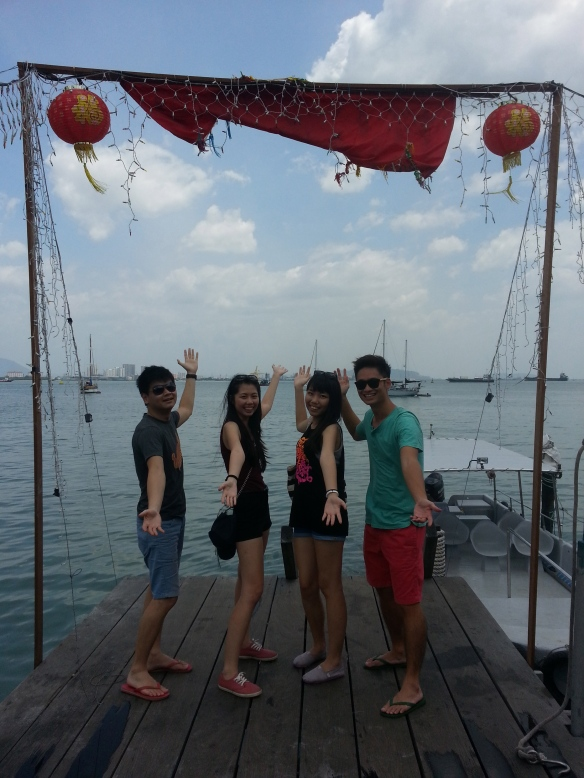 Penang Jetty