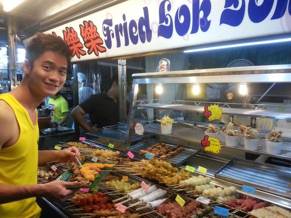Fried Lok Lok