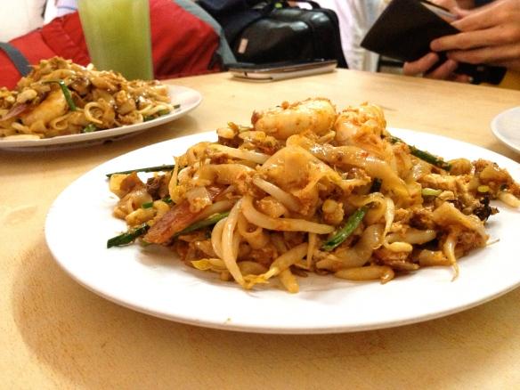 Penang Char Kway Teow