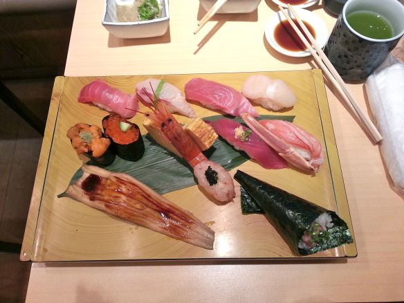 Midori Sushi Set