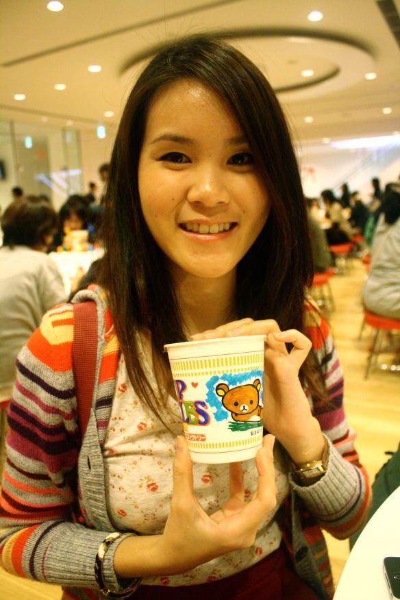 Michelle's Instant Noodles