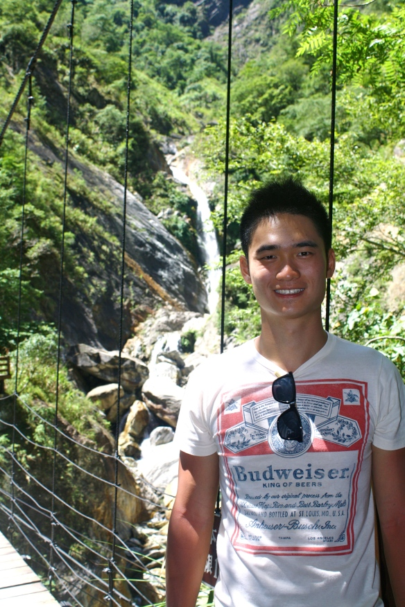 Me at Waterfalls
