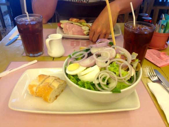 Cafe Tartine Salad
