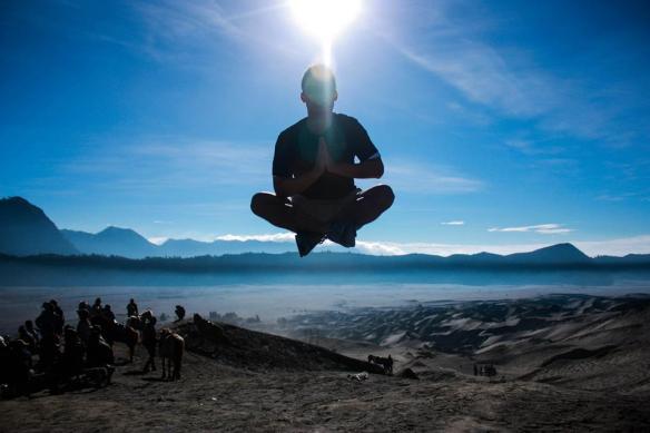 Buddha Jump