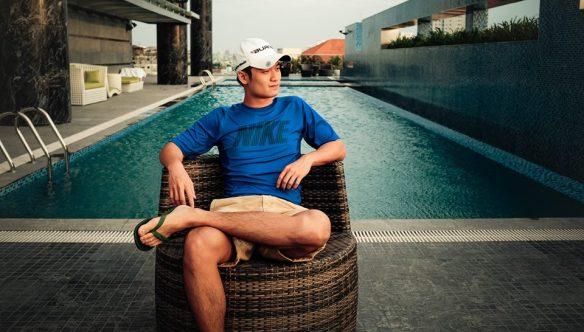 Pullman Saigon Poolside
