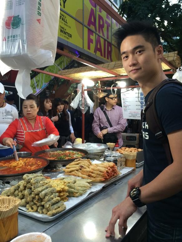 Street Food - Tempura