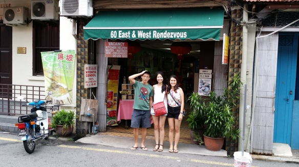 East & West Rendezvous