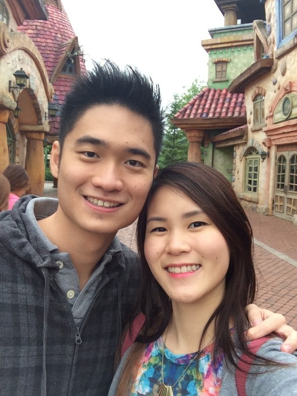 Couple Everland