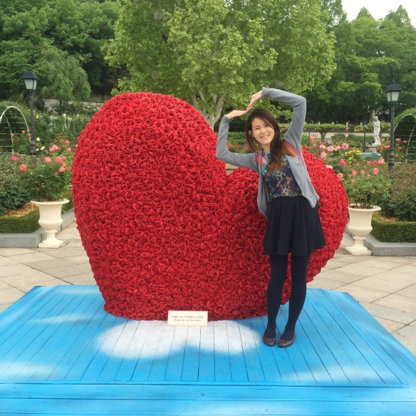 Everland Photo Heart