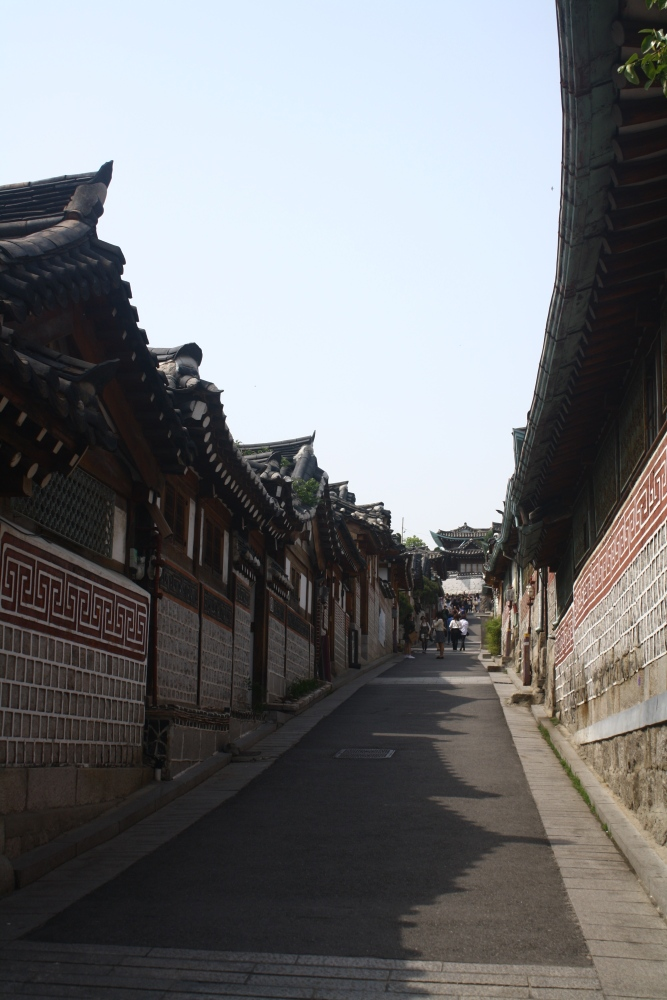 Korea 2014: Bukchon Hanok Village, Cheonggyecheon Stream, Namsan Tower (1/6)