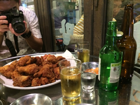 Fried Chicken & Beer