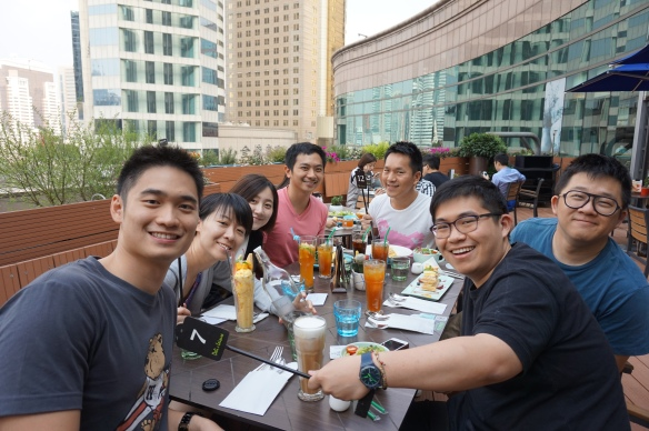 Shanghai Friends