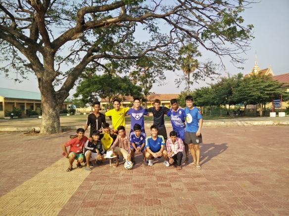 Cambodia Soccer