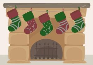 Starbucks Stockings
