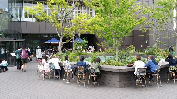 Omotesando Starbucks